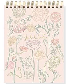Studio Ranunculus Sketchbook