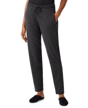 Eileen Fisher Wools WOOL JOGGING PANTS