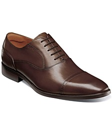 Men's Ravello Cap-Toe Oxfords