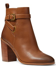 Aldridge Buckled Booties