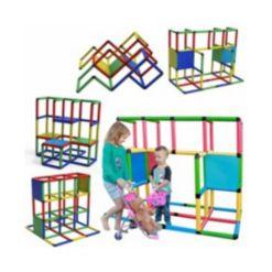 Funphix Classic Construction Toy Set, 316 Pieces