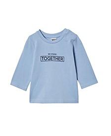 Baby Boys and Girls Jamie Long Sleeve T-shirt