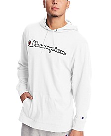 Men's Middleweight Jersey Graphic Hoodie