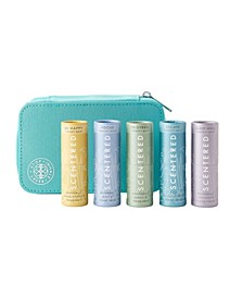 Signature Collection Aromatherapy Balms, Set of 5, 5 gram each