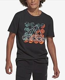 Big Boys Short Sleeve T-shirt