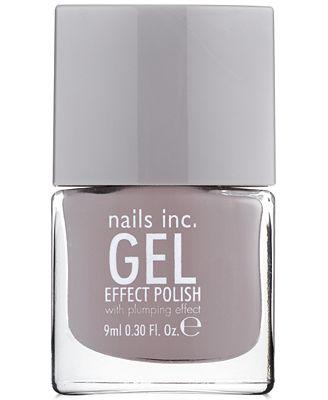 nails inc. Porchester Square Gel Effect Polish