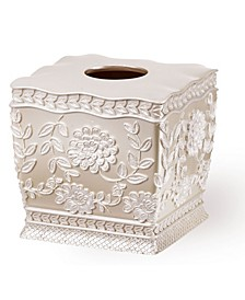 Rose Vine Tissue Box