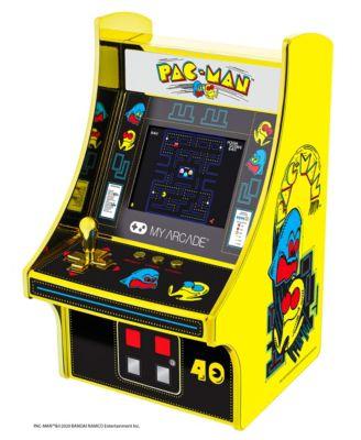 Closeout! My Arcade Pac-Man 40th Anniversary Micro Player Retro Arcade