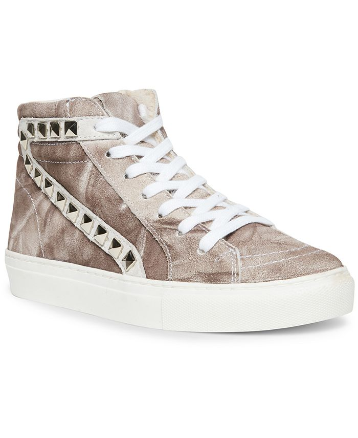 Steve Madden - Women's Tracey-F High-Top Sneakers
