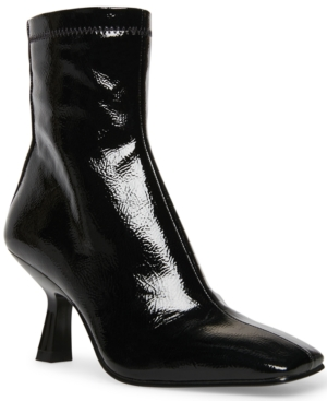 Steve Madden WOMEN'S JOAN KITTEN-HEEL BOOTIES