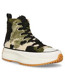 Steve Madden Women's Shaft Platform High-Top Sneakers