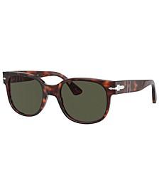 Unisex Sunglasses, PO3257S 51