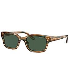 Eyewear Women's Sunglasses, VO5357S 51