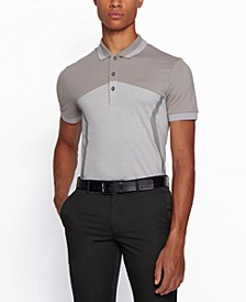 BOSS Men's Paule 8 Slim-Fit Polo Shirt