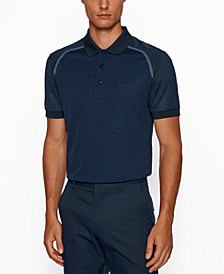 BOSS Men's Paule 7 Slim-Fit Polo Shirt