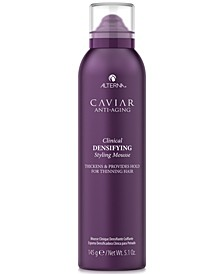 Caviar Anti-Aging Clinical Densifying Styling Mousse, 5.1-oz.