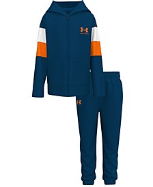Little Boys Catch A Break Set of Hoodie and Pant