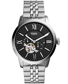 Men's Townsman Stainless Steel Bracelet Watch 44mm