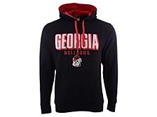 Top of the World Georgia Bulldogs Men's Big Logo Hooded Sweatshirt