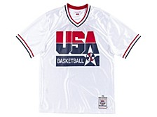Men's Authentic Shooting Shirt David Robinson