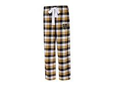 Vegas Golden Knights Women's Breakout Plaid Pajama Pants