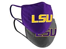 LSU Tigers Face Mask, 2-Pk.
