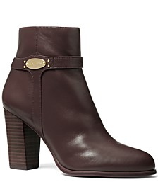 Finley Ankle Booties