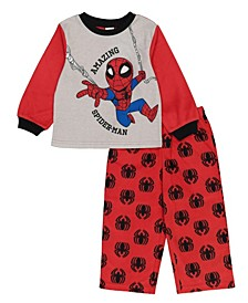 Spider-Man Toddler Boy 2 Piece Pajama Set