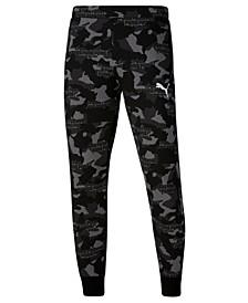 Men's Camo Fleece Pants