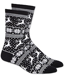 Women's Finland Isles Crew Socks, Created for Macy's
