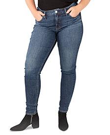 Silver Jeans Co. Trendy Plus Size Suki Skinny Jeans