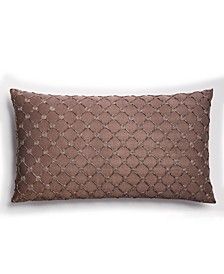 "Contour 12"" x 22"" Decorative Pillow, Created for Macy's"