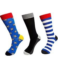3-Pack Soccer Sock