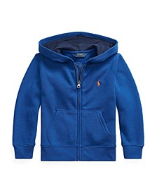 Little Boys Fleece Hoodie
