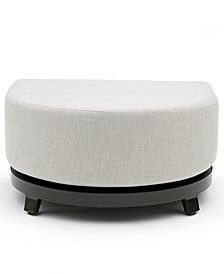 Deco Outdoor Ottoman, Created for Macy's