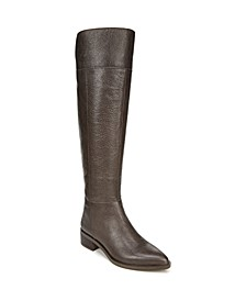 Daya Wide Calf High Shaft Boots
