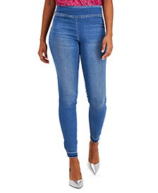 INC Petite Pull-On Jeggings, Created For Macy's