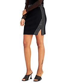 INC Studded Skirt, Created for Macy's