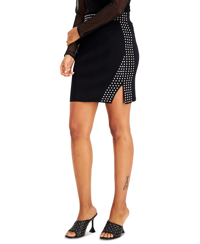 INC International Concepts - Studded Skirt