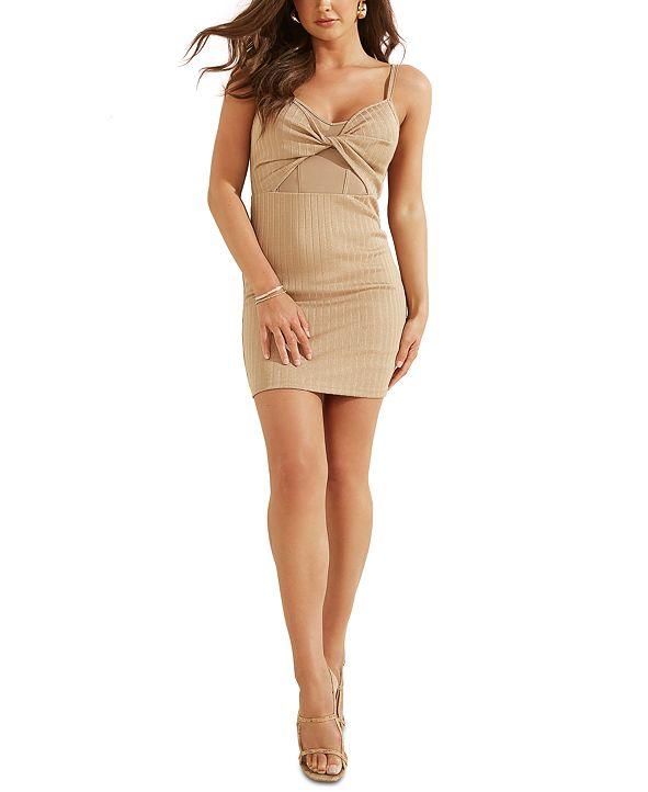 GUESS Isabeli Sleeveless Mini Dress