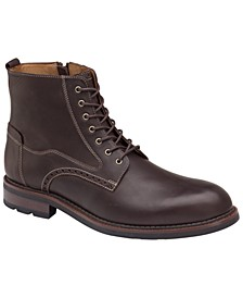 Men's Fullerton Plain-Toe Boots
