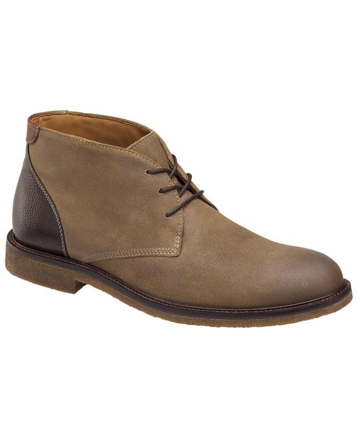 Johnston & Murphy - Men's Copeland Chukka Boots