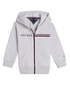 Little Boys Cooper Full Zip Hoodie