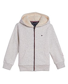Big Boys Ivan Full Zip Hoodie