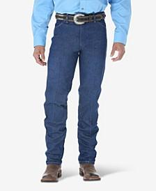 Men's Cowboy Cut Original Straight Fit Jeans