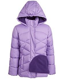Big Girls Puffer Coat