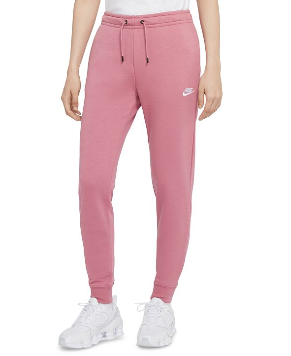 Nike Women's Sportswear Essential Fleece Joggers