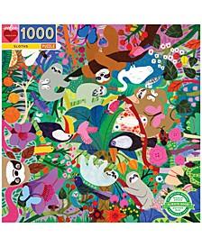 Sloths 1000-Pc. Puzzle