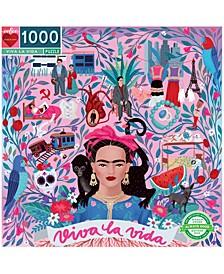 Viva La Vida 1000-Pc. Puzzle