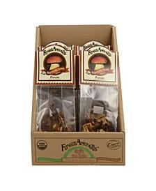 Pack of 8, Dried Porcini Mushrooms